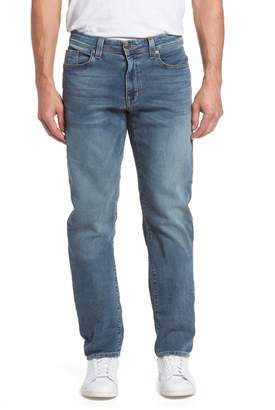 Fidelity Jimmy Slim Straight Leg Jeans (Oxy Vox Vintage)