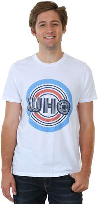 Junk Food Clothing mens The Who Vintage Who Men's T-Shirt