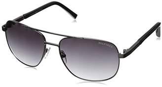 Tommy Hilfiger Women's THS DM91 Rectangular Sunglasses