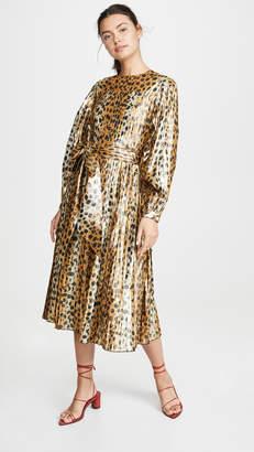 Marc Jacobs Pleated Dress