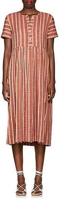Ace&Jig Women's Ashcroft Mixed-Stripe Cotton Dress