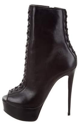 Ruthie Davis Cara Platform Boots w/ Tags