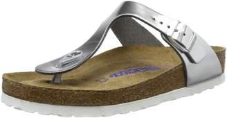 2d81f8c349b Birkenstock Women s Gizeh Soft Cork Footbed Thong Sandal 35 ...