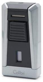 Colibri Stealth Wind Resistant Single Jet Flame Lighter