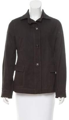 Loro Piana Lightweight Button-Up Jacket
