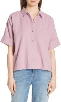 Eileen Fisher Classic Boxy Shirt