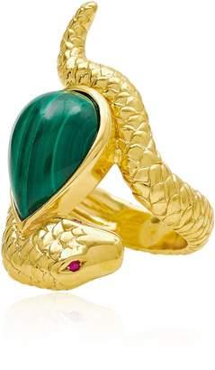 Alexandra Alberta - Arizona Malachite Ring