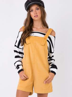 Kelsey Cord Overalls