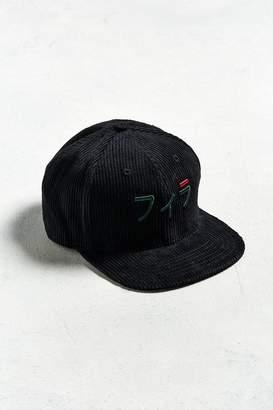 Fila Japanese Corduroy Baseball Hat
