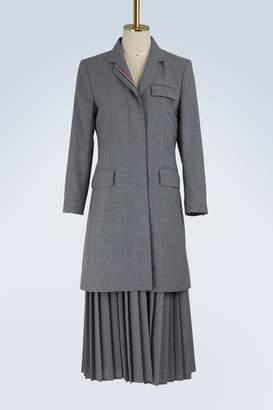 Thom Browne Uniform wool coat