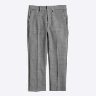 J.Crew Factory Boys' Thompson Voyager suit pant