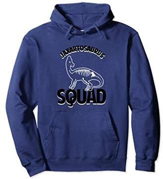 Fossil Jaxartosaurus Squad Hoodie | Dinosaur Pullover