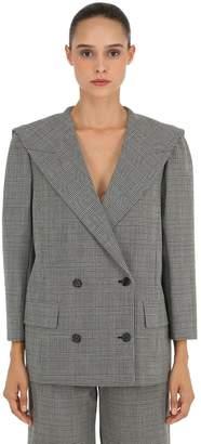 Wool Jacket W/ Sailor Collar