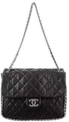 Chanel Chain Around Maxi Flap Bag