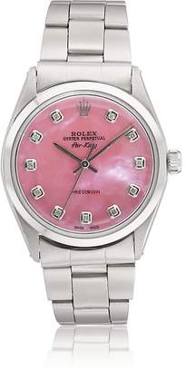 Rolex Vintage Watch Women's 1966 Oyster Perpetual Air-King Watch