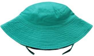 Hatley Friendly Manta Rays Reversible Sun Hat Traditional Hats