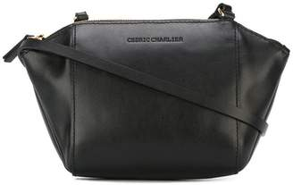 Cédric Charlier structured crossbody bag