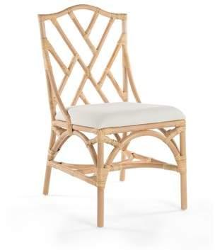 Bayou Breeze Margrett Rattan Side Chair