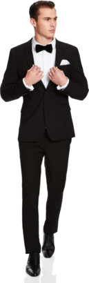 yd. BLACK ASTON SLIM FIT SUIT