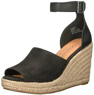 Coconuts by Matisse Women's Flamingo Espadrille Wedge Sandal