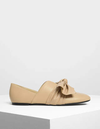 e04be725ca6 Charles   Keith Knot Detail Flats
