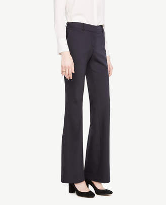 Ann Taylor The Tall Trouser in Tropical Wool - Curvy Fit