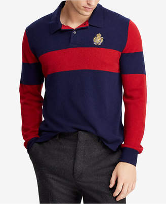 Polo Ralph Lauren Men Cashmere Polo Sweater