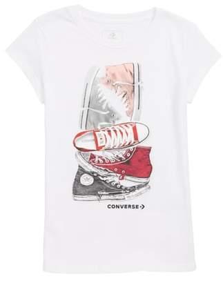Converse Stacked Chucks Tee
