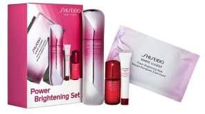 Shiseido Four-Piece Power Brightening Set