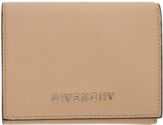 Givenchy Pink Trifold Wallet