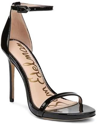 3faebe52e22 Sam Edelman Women s Ariella High-Heel Ankle Strap Sandals