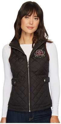U.S. Polo Assn. Side Knit Vest Women's Vest
