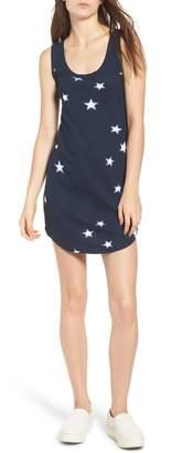 Pam & Gela Star Print Tank Dress