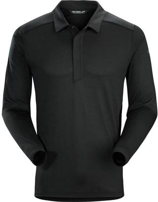 Arc'teryx A2B Long-Sleeve Polo - Men's