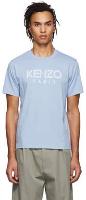 Kenzo Blue Classic Logo T-Shirt