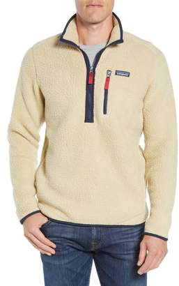 Patagonia Retro Pile Fleece Zip Jacket