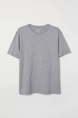 H&M T-shirt Regular fit - Gray