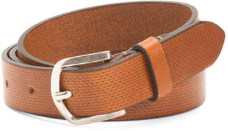 Women#39;s Made In Italy Leather Belt