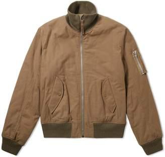 Helmut Lang 2003 Re-Edition High Collar Bomber Jacket