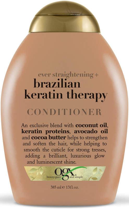 OGX Ever Straight - Brazilian Keratin Therapy Conditioner