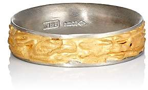 Malcolm Betts Women's Platinum & Gold Band