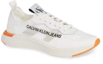 Calvin Klein Alexia Semi Transparent Sneaker
