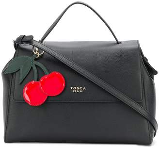 Tosca cherry tag tote