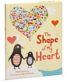 Macmillan The Shape of My Heart Book