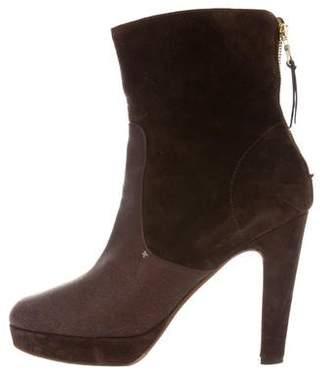 Rag & Bone Platform Ankle Boots