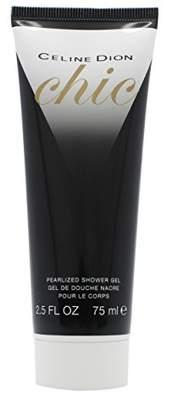 Celine Dion Chic Shower Gel for Her, 75 ml