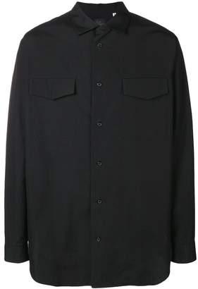 Yohji Yamamoto modern shirt