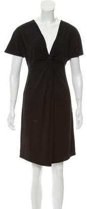 Hatch Gathered Short Sleeve Dress w/ Tags