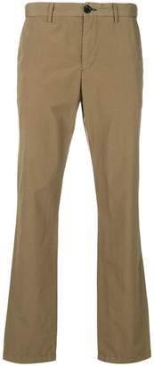 Paul Smith stretch straight leg trousers