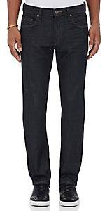 J Brand Men's Kane Straight Jeans - Dk. Blue